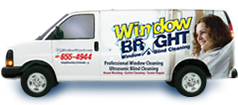 window cleaning service vehicle