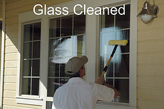 Clean Window Glass